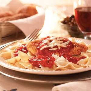 Bertolli 15-Minute Chicken Margherita Recipe