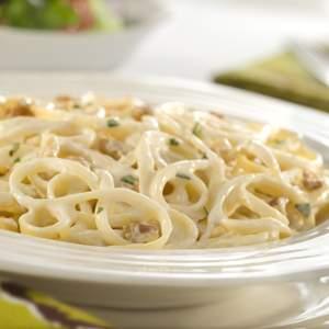 Bertolli Alfredo Linguine Recipe