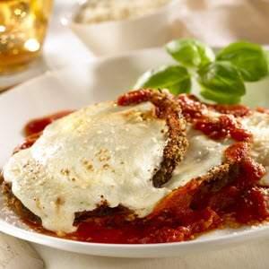 Bertolli Baked Eggplant Parmigiana Recipe