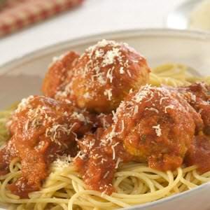 Bertolli Spaghetti And Meatballs Recipe