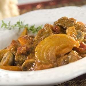 Bertolli Braised Beef & Mushrooms in Cabernet Sauce Recipe