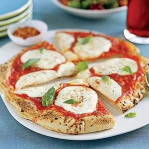 Bertolli Grilled Pizza Margherita Recipe