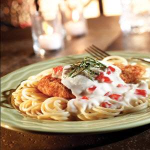 Bertolli No Fry White Chicken Parmigiano Recipe