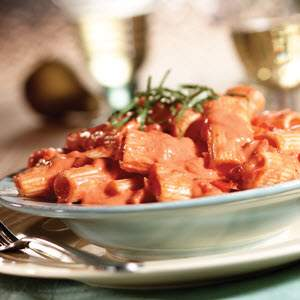 Bertolli Rigatoni In Vodka Sauce Recipe