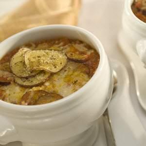 Bertolli Eggplant Parmesan Soup Recipe
