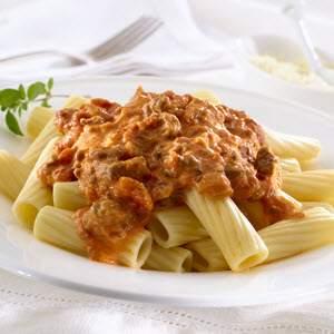 Bertolli Rigatoni Bolognese Recipe