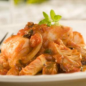 Bertolli Tuscan Braised Cod Recipe