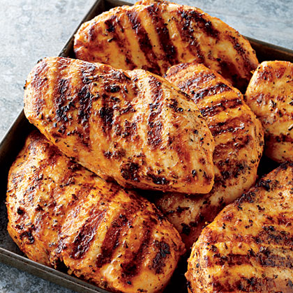 Lemon-Oregano Chicken Breasts
