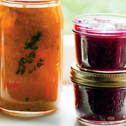 Raspberry Blackberry Jam Recipe