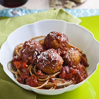 spaghetti-meatballsRecipe