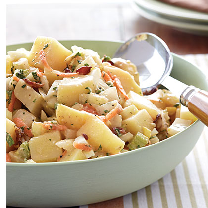 Pennsylvania Dutch Potato Salad Recipe