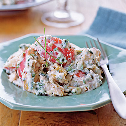 Smoked Trout and New Potato Salad Recipe