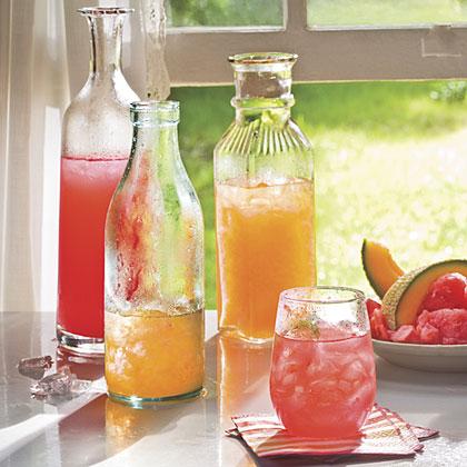 Watermelon Agua Frescas Recipe