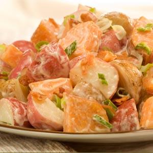 Hellmann's Mayonnaise 3 potato Salad Recipe