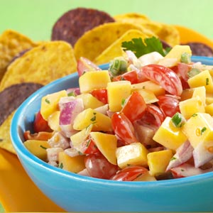 Hellmann's Mayonnaise Creamy Mango Salad SandwichRecipe