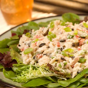 Hellmann's Mayonnaise mediterranean tuna Recipe