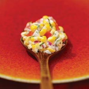 Hellmann's Mayonnaise Summer Fresh Corn Salad Recipe