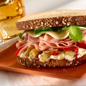 Hellmann's Mayonnaise Antipasta Italian Sandwich Recipe