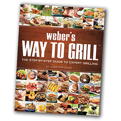 Everything a griller wants to know in the most complete grilling technique book ever!Order Now!