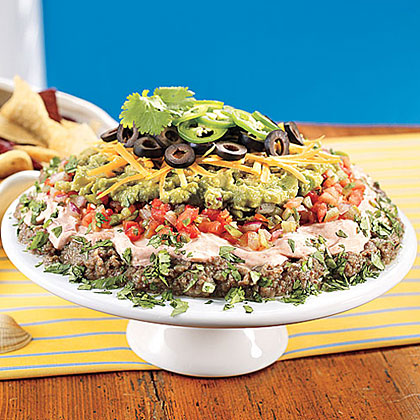 Five-Layer Mexican Dip Recipe