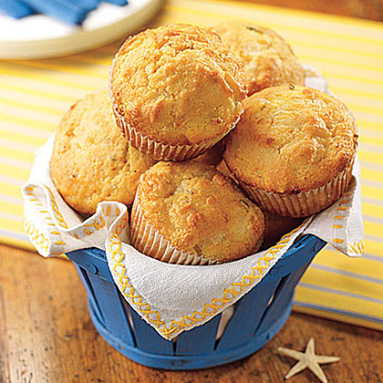 Jalapeño Corn MuffinsRecipe