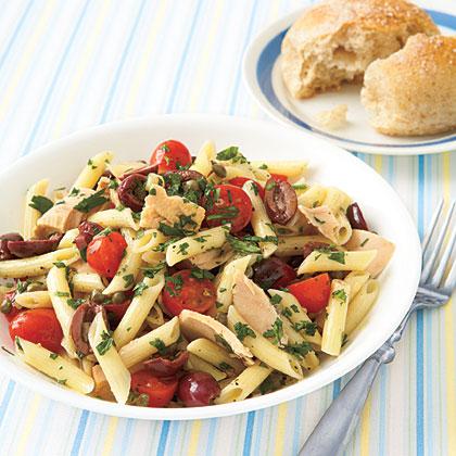 Niçoise Pasta SaladRecipe