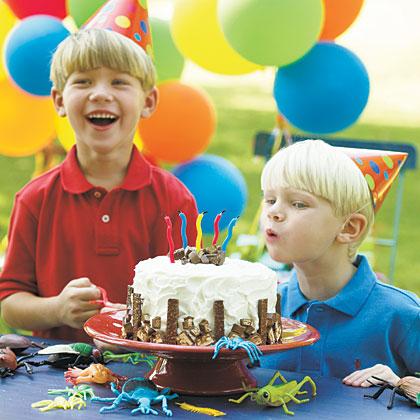 A Buggy Birthday Bash