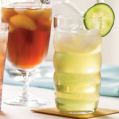 Cucumber-Ginger Syrup