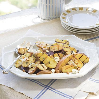 Grilled Fingerling Potato SaladRecipe