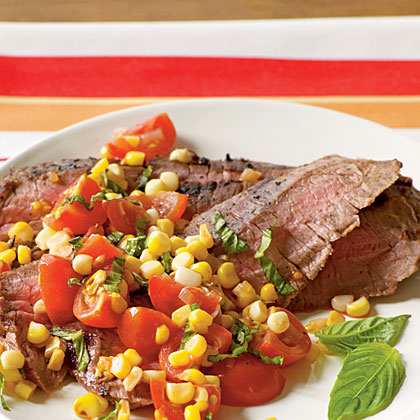 Grilled Flank Steak Recipe