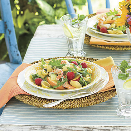 Shrimp-and-Pasta SaladRecipe