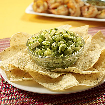 Green Tomato Salsa