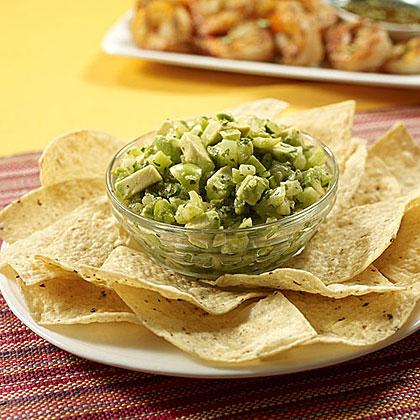 Green-Tomato SalsaRecipe