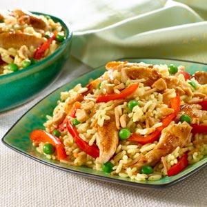 Knorr Rice & Pasta Sides Cashew Chicken Recipe