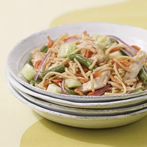 Knorr Rice & Pasta Sides Asian Noodle Slaw Recipe