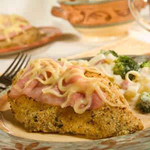 Knorr Rice & Pasta Sides Crunchy Chicken Cordon Blue Recipe