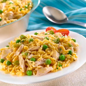 Knorr Rice & Pasta Quick Tuna casserole Recipe