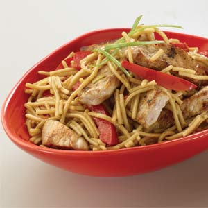 Knorr Rice & Pasta Rice Teriyaki Pork Mein Recipe