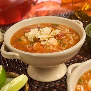 Knorr Rice & Pasta Rice Tortilla Soup Recipe