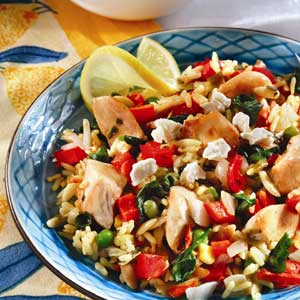 Knorr Rice & Pasta Rice Greek Chicken & Rice Recipe