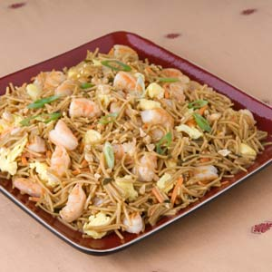 Knorr Rice & Pasta Sides Asian Shrimp with peanuts Recipe