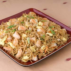 Asian Shrimp Amp Peanut Stir Fry Recipe Myrecipes