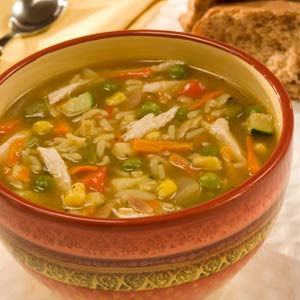 Knorr Rice & Pasta Sides Chicken Rice & Vegetable Soup Recipe