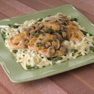 Chicken Marsala With Pasta Recipe Myrecipes