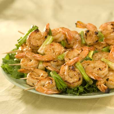 Wish Bone Far East Shrimp Kabobs Recipes