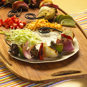 Wish Bone Grilled Fajitas Recipes