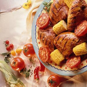 Wish Bone Grilled Summer Chicken Recipes