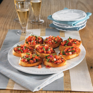 Wish Bone Italian Bread Tomato Recipes Recipe