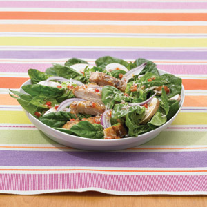 Wish Bone Spinach Salad Chicken Recipes