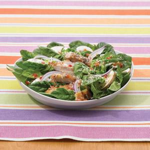 Wish Bone Spinach Salad Chicken Recipes